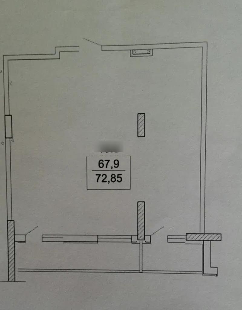 2 комнатная квартира на улице Педагогическая