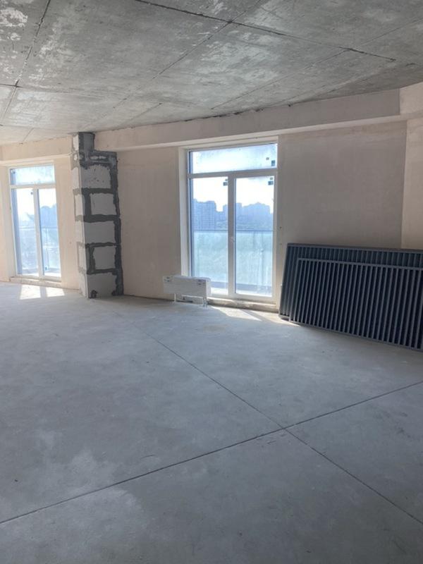 Квартира в ЖК Гринвуд 113 м2 с видом на море