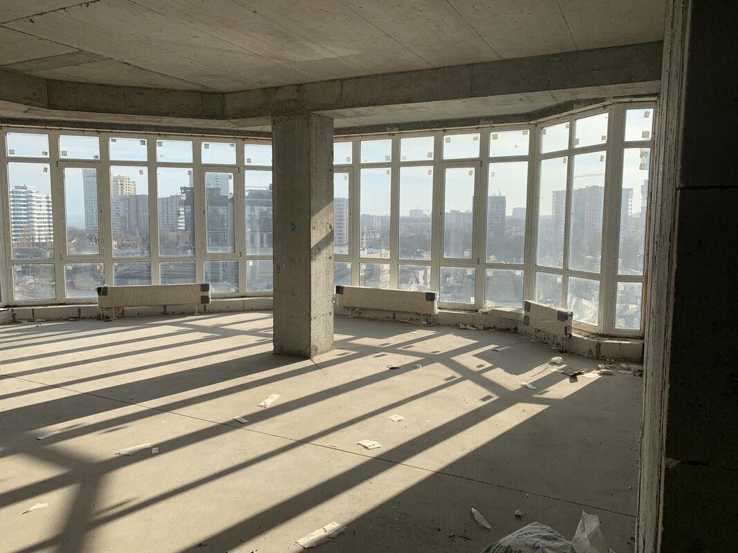 3-комнатная квартира с видом на море в ЖК Аркадия Хиллс