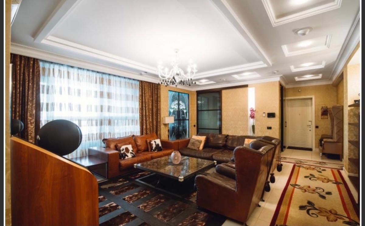 4-комнатная квартира в ЖК Wellmax на улице Успенской