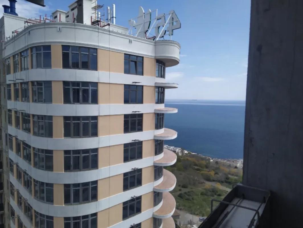 2 комнатная квартира с прямым видом моря, 48 Жемчужина