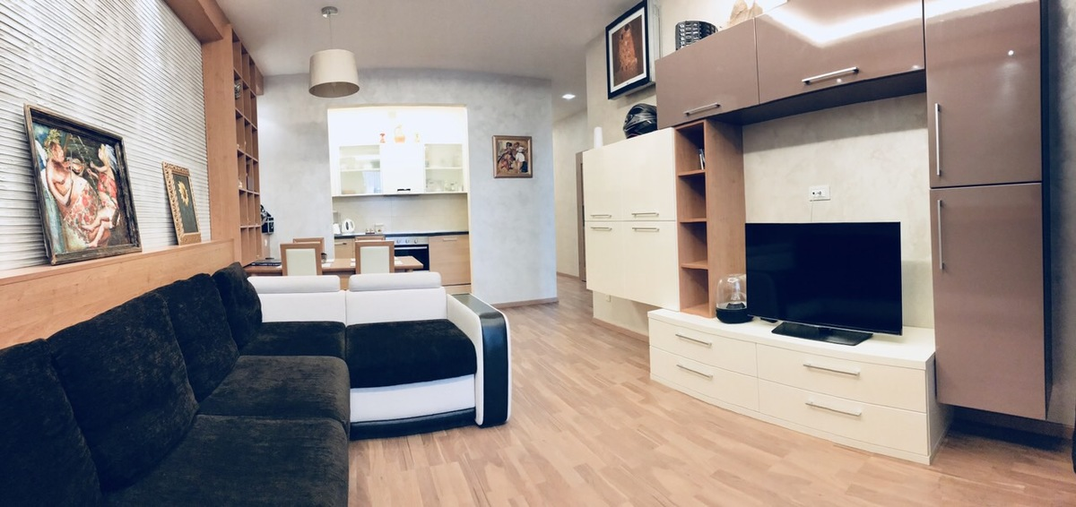 1 комнатная квартира в Аркадии во 2 Жемчужине
