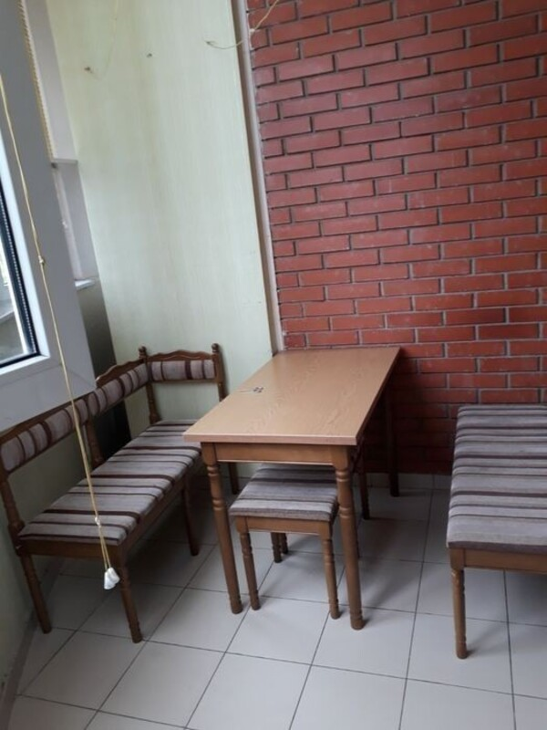 2 комнатная квартира по улице Педагогической