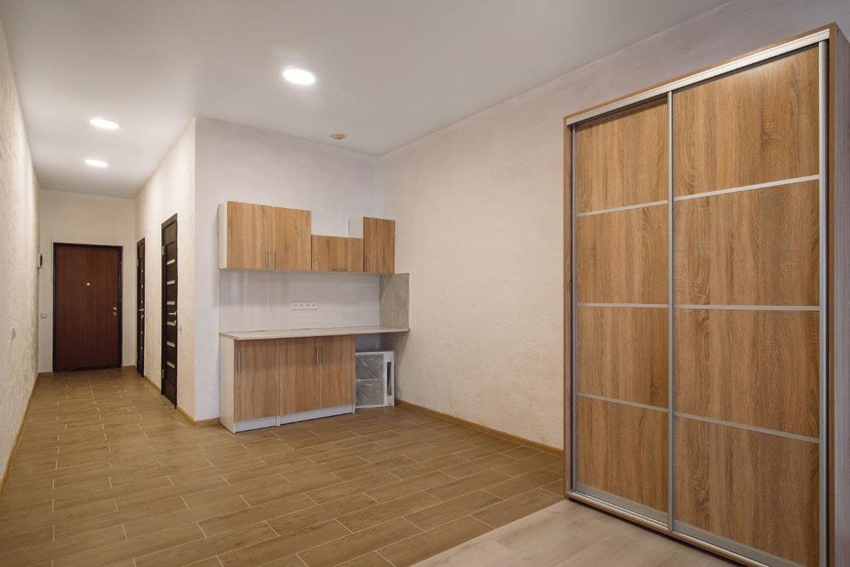 Видовая квартира с ремонтом в Жк Морская Симфония.