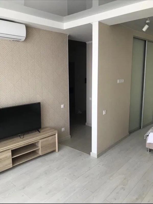 1 комнатная квартира с видом на море в 27 Жемчужине