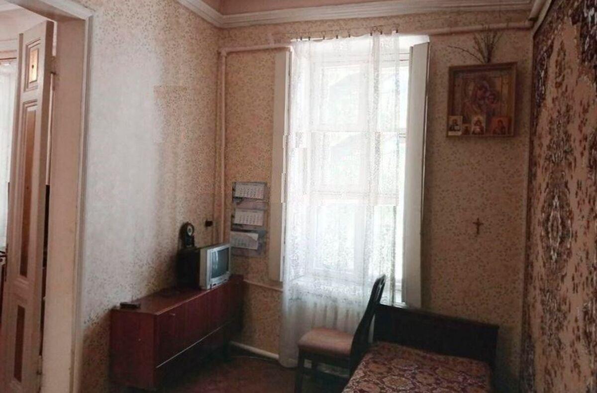 Двухкомнатная квартира в центре города