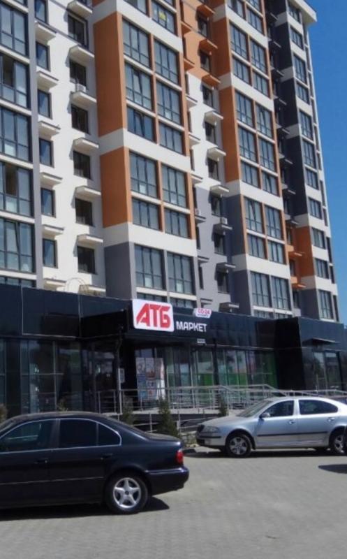 1 комнатная квартира на улице Маршала Жукова