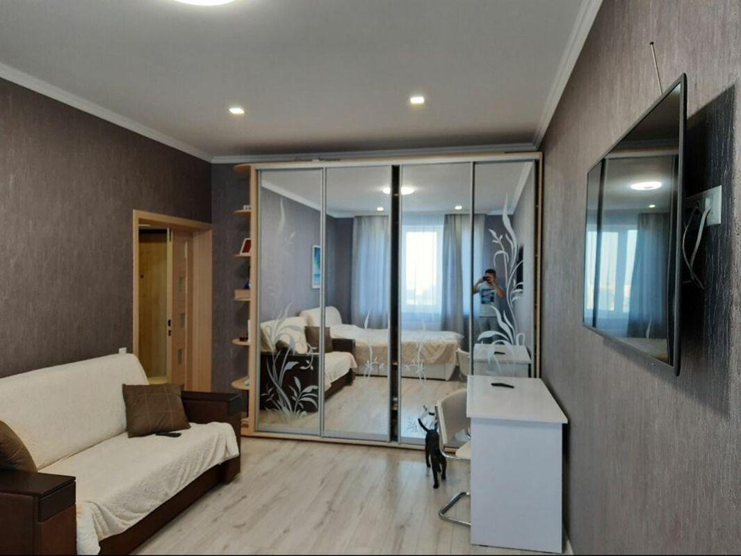 1-комнатная квартира на Среднефонтанской в ЖК Апельсин