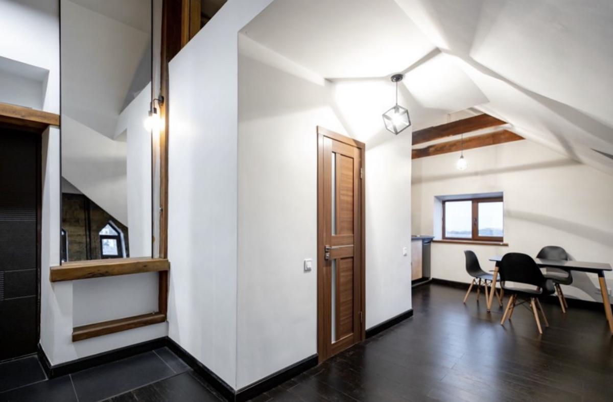 1-комнатная квартира-студия в центре города