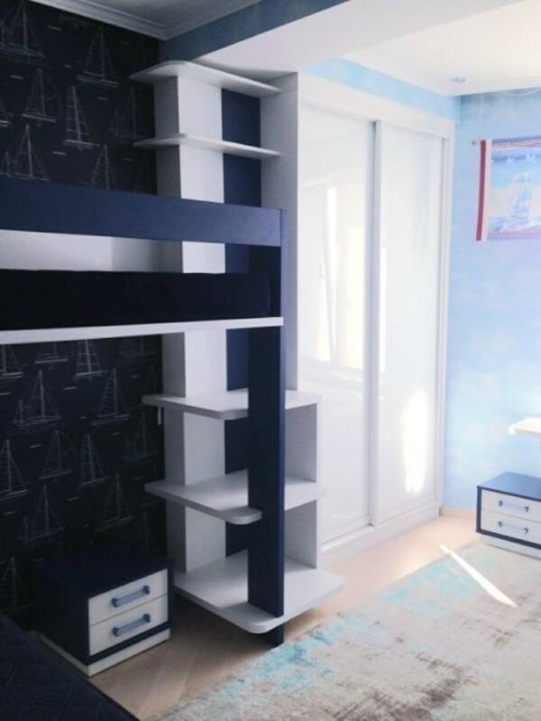 2 комнатная квартира с ремонтом в ЖК Армейский