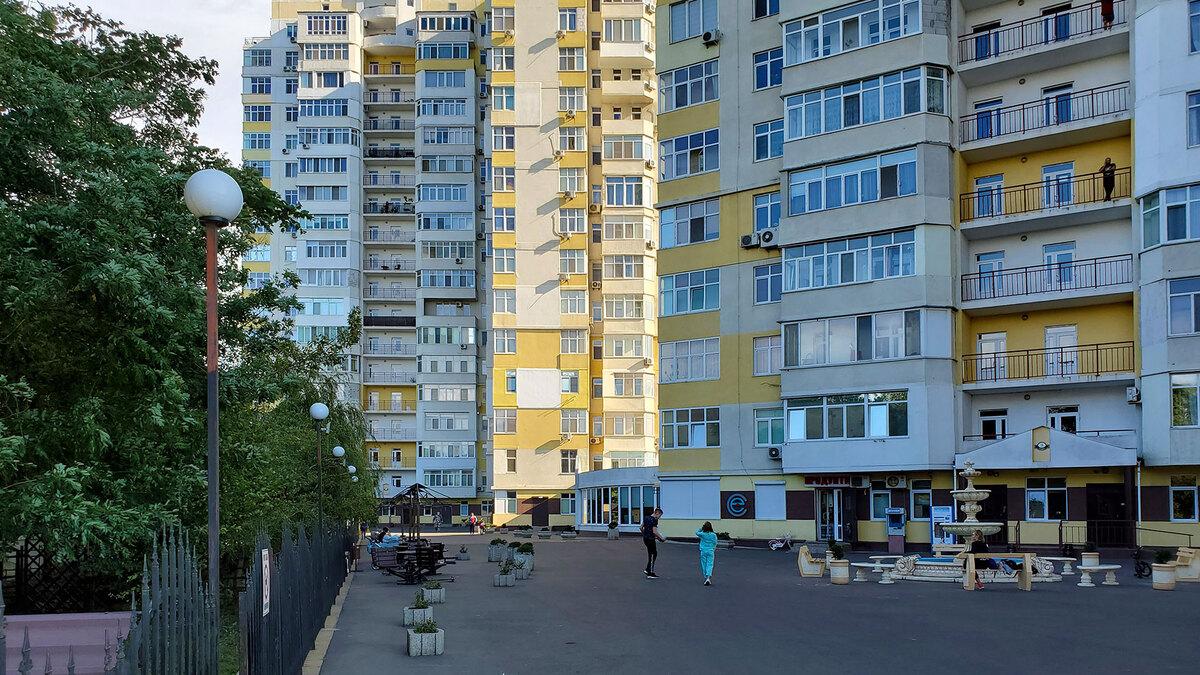 2-комнатная квартира в ЖК Фаворит
