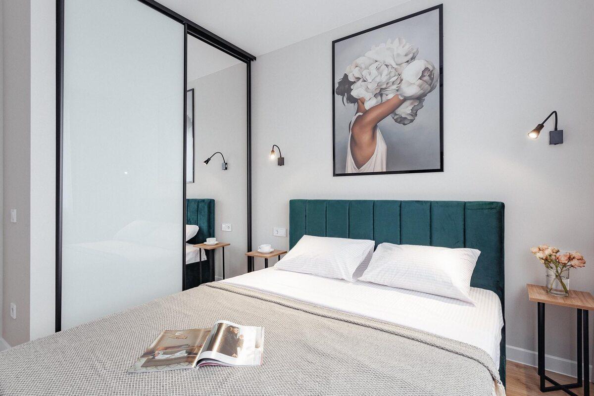 2-комнатная квартира в 56 Жемчужине с евроремонтом