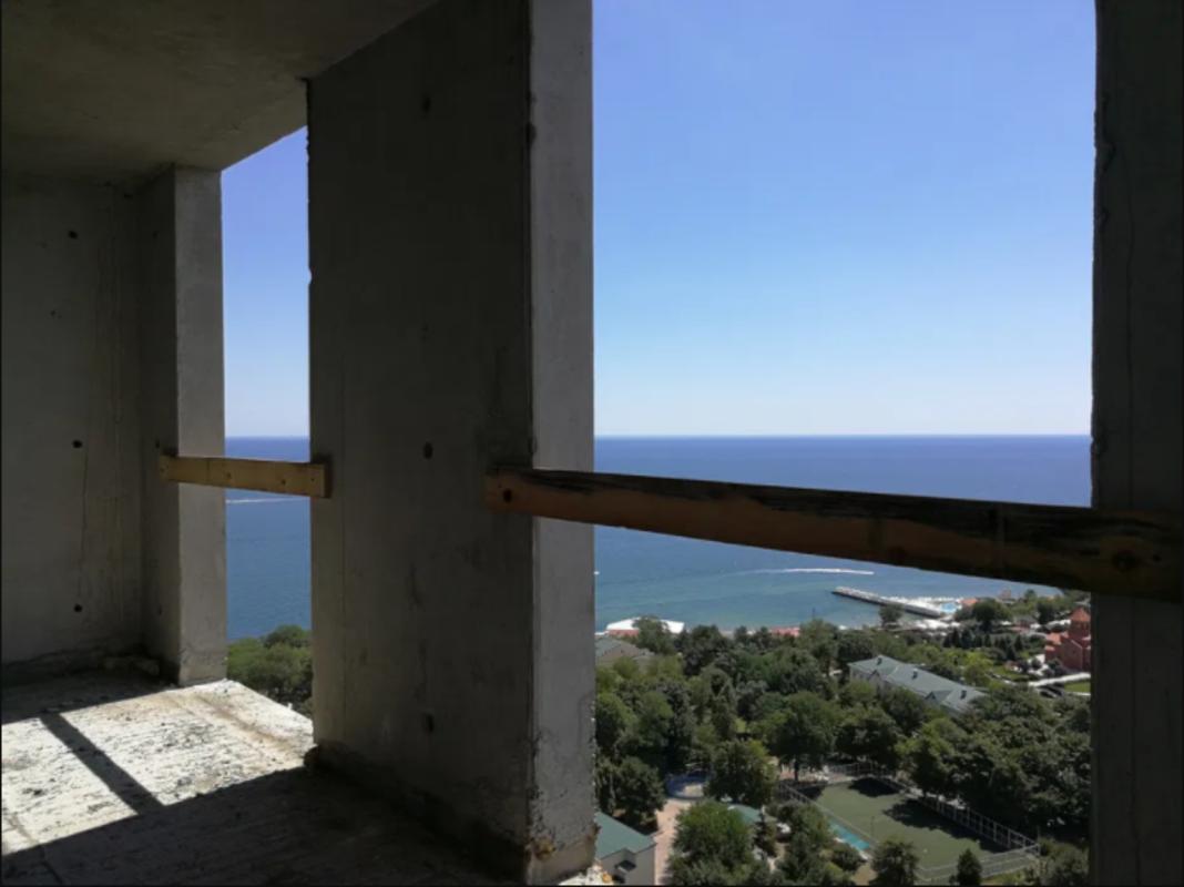 2 комнатная квартира в ЖК Sea View/ Аркадия