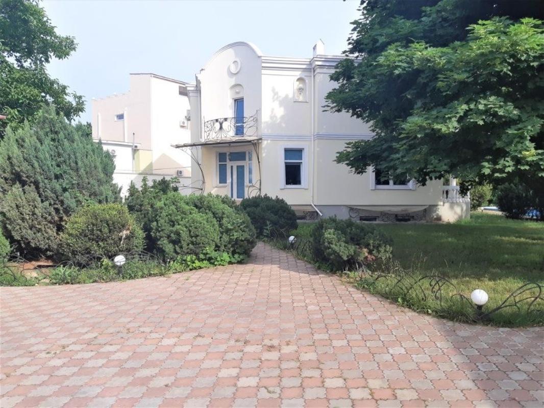 Уникальный дом возле моря на Набережной/ Крыжановка