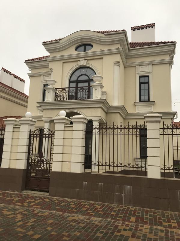 Дом в закрытом кооперативе Оазис на 10 станции Большого Фонтана