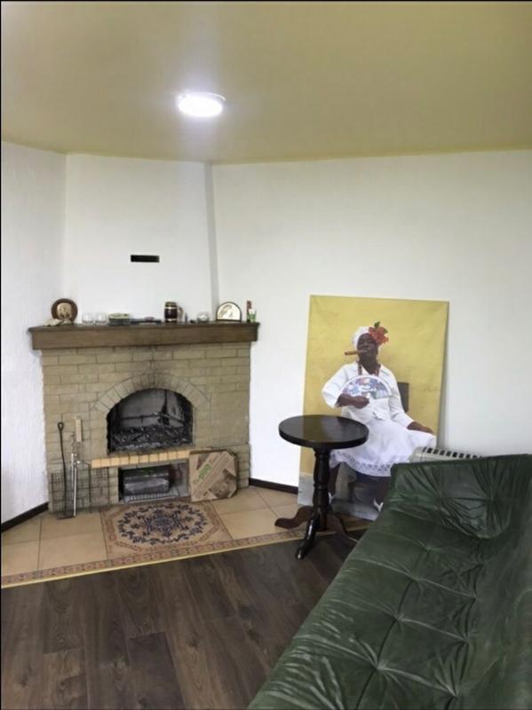 Двухэтажный дом на Кордонной