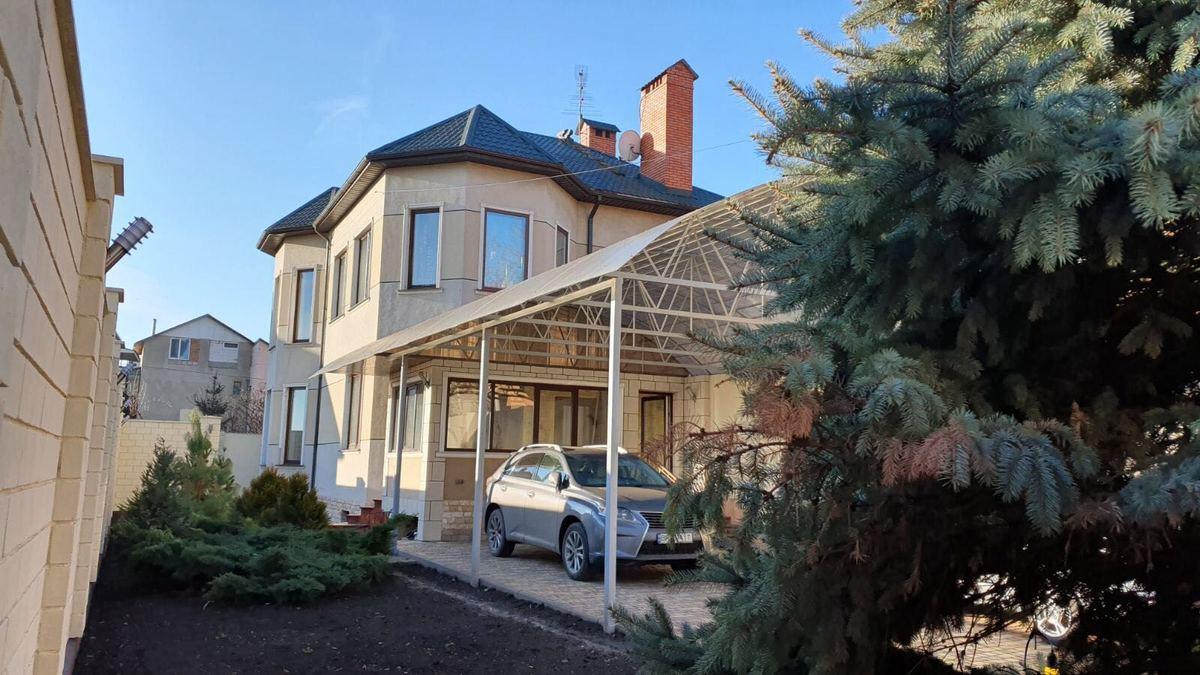 6-комнатный дом на Люстдорфской дороге.
