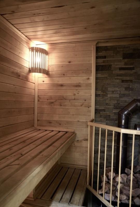 Частный особняк с современным ремонтом