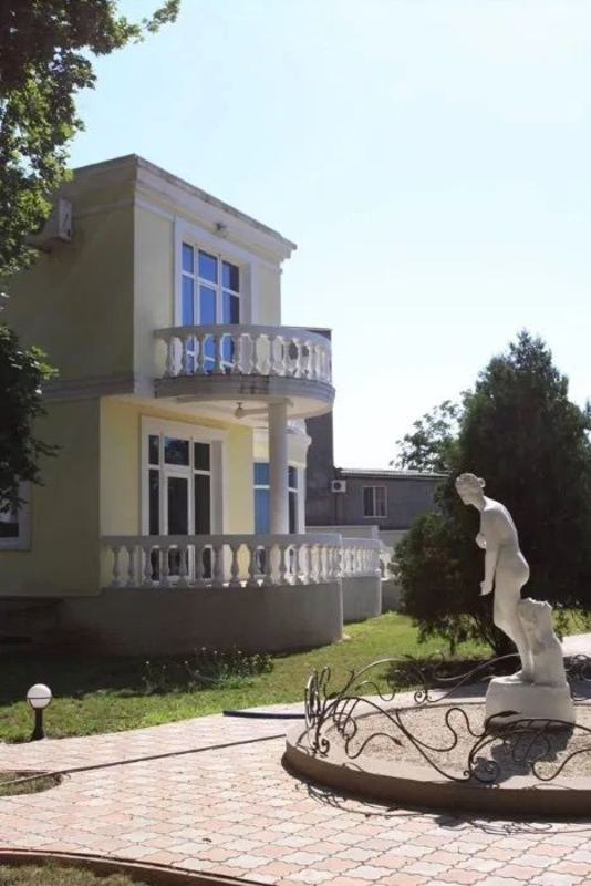 Дом в Крыжановке. Первая линия.