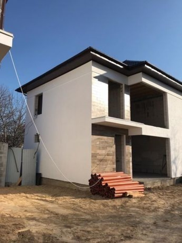 Двухэтажный дом на Большом Фонтане
