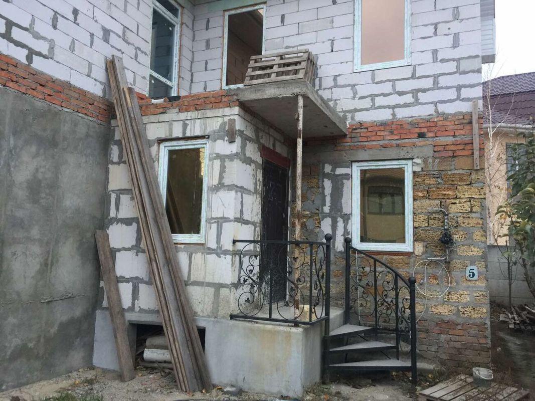 Дом на улице Обильной