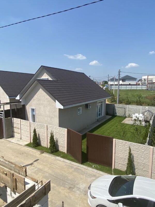 Дом в Черноморке со свежим ремонтом