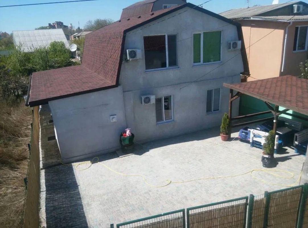 Дом в Черноморке с видом на море
