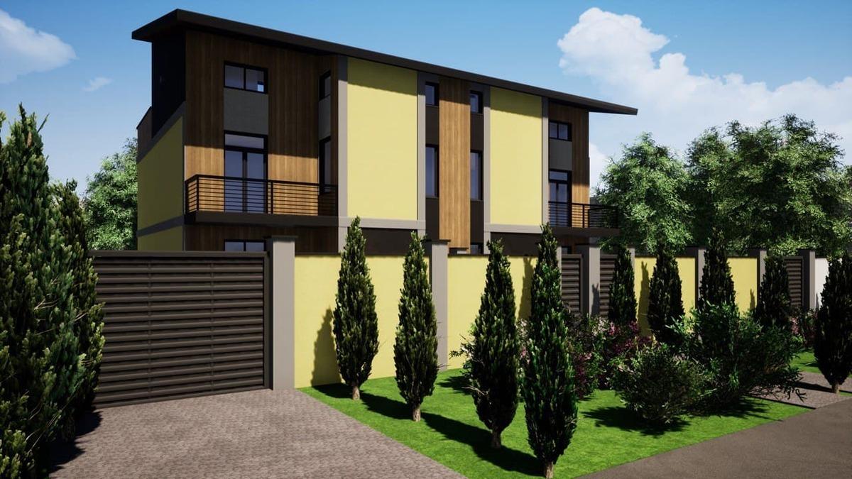 Новый стильный дом на Таирова