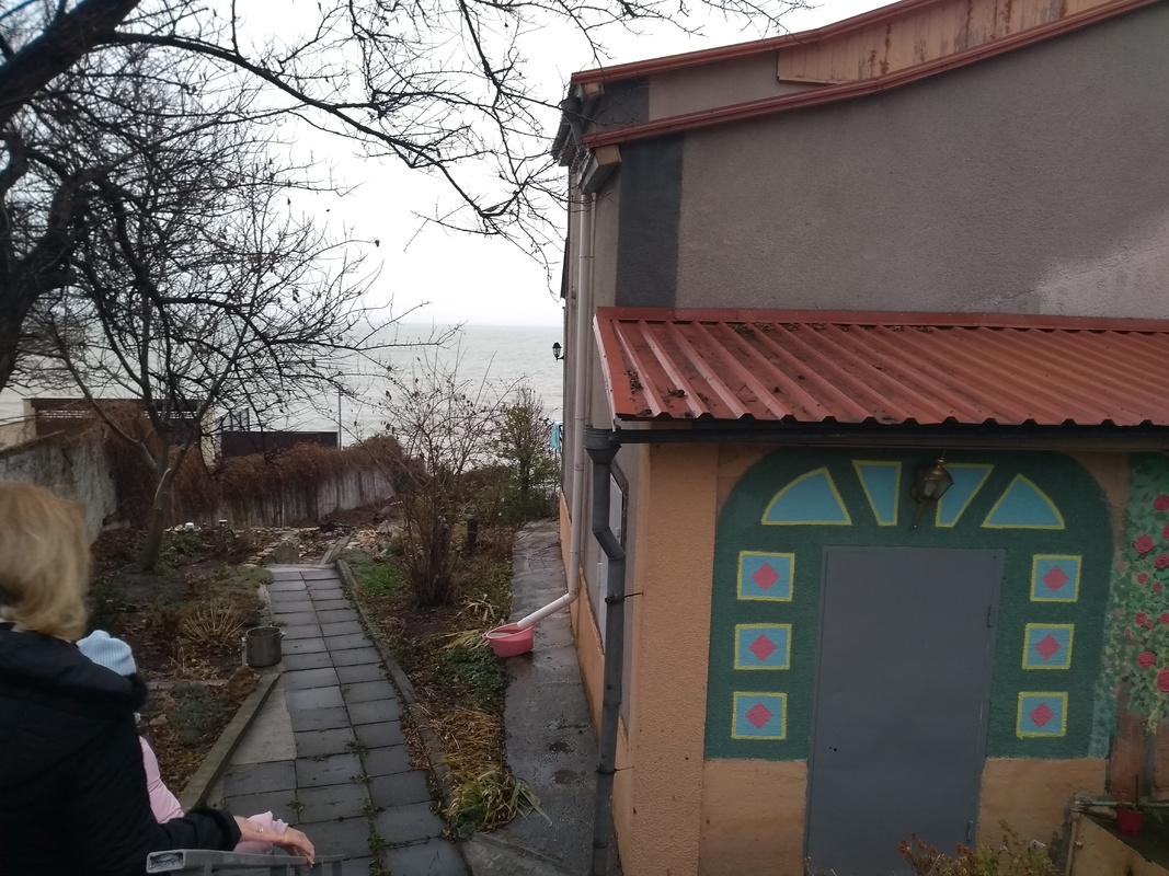 Дом с участком в 1 Линии от моря на Даче Ковалевского