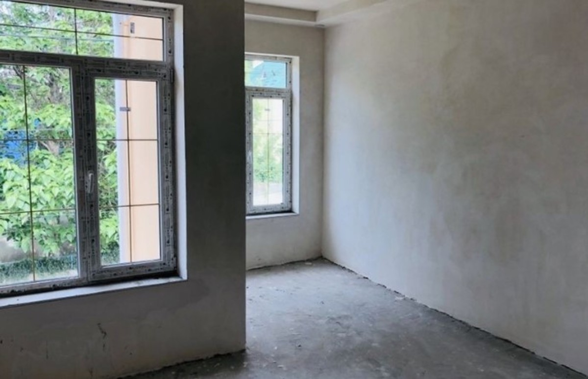 Новый двухэтажный дом на Таирова.
