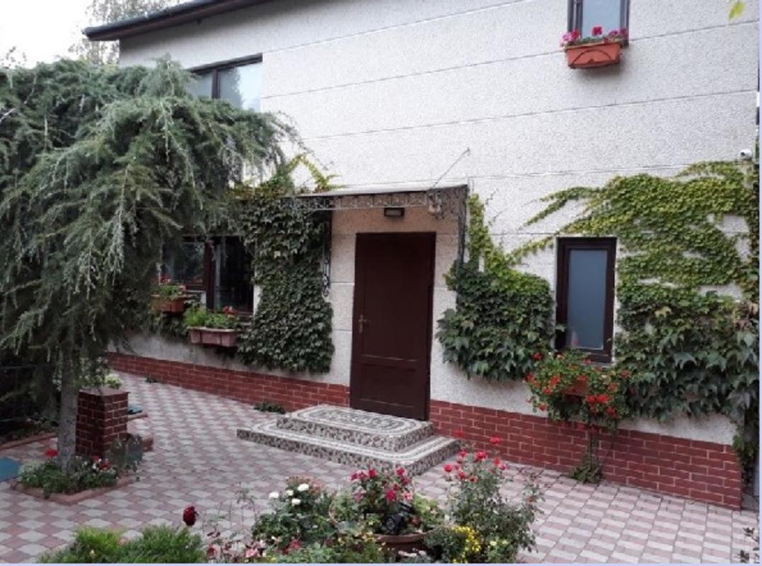 Дом на Фонтане по улице Темирязева