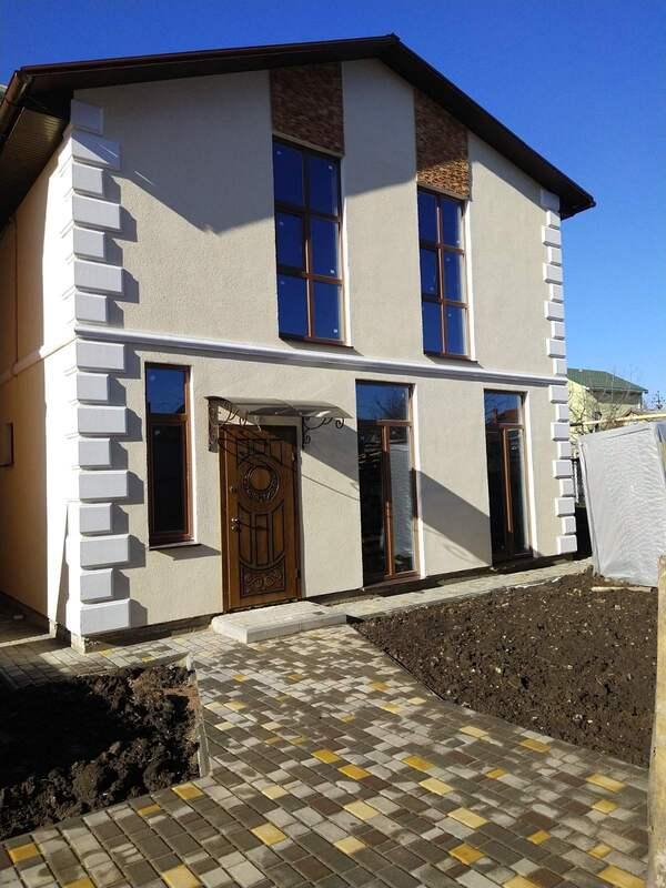 Дом на улице Тульской