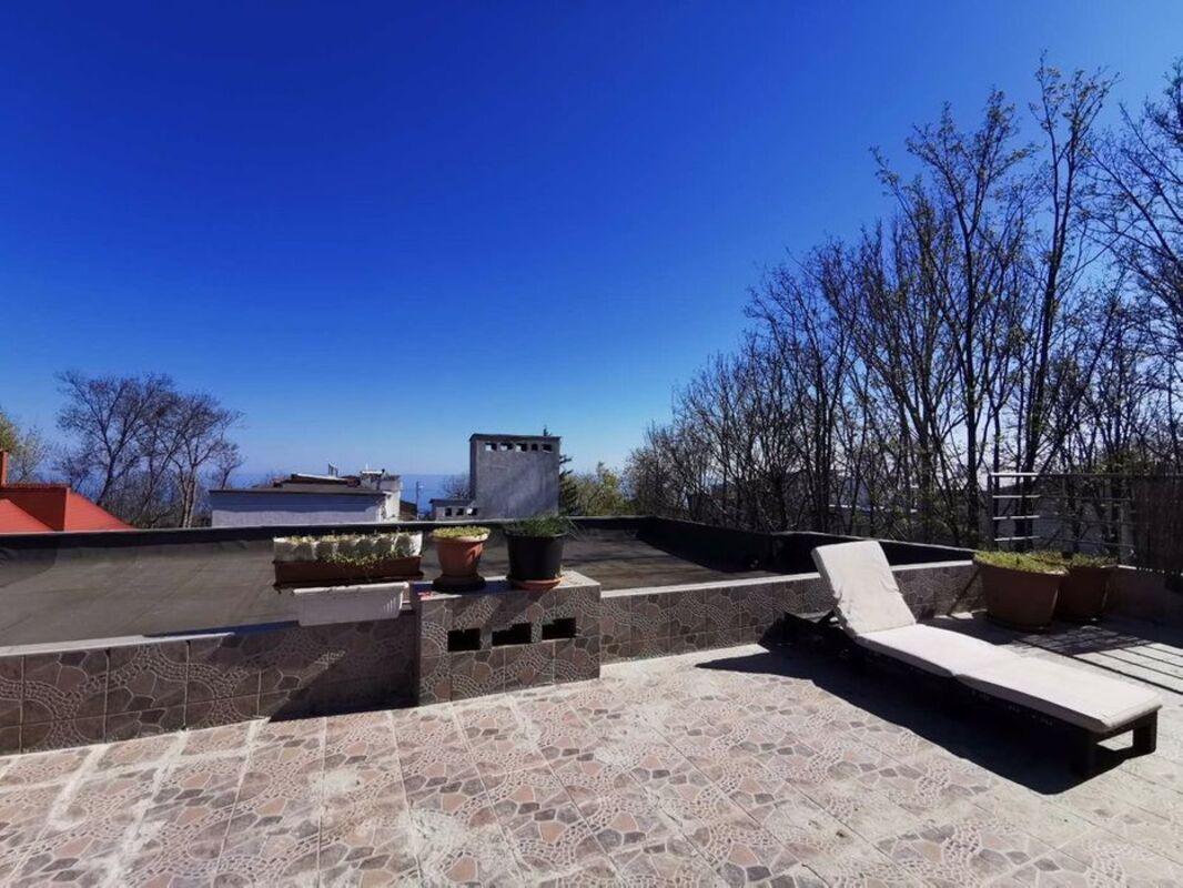 3-уровневый таунхаус с видом на море и сауной на улице Дача Ковалевского