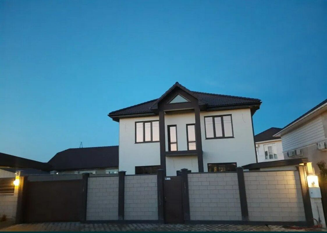 Дом на охраняемой территории Зелёный Гай