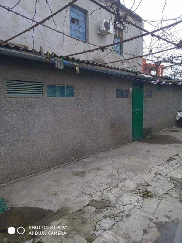 Дом на Ленпоселке, Одесса