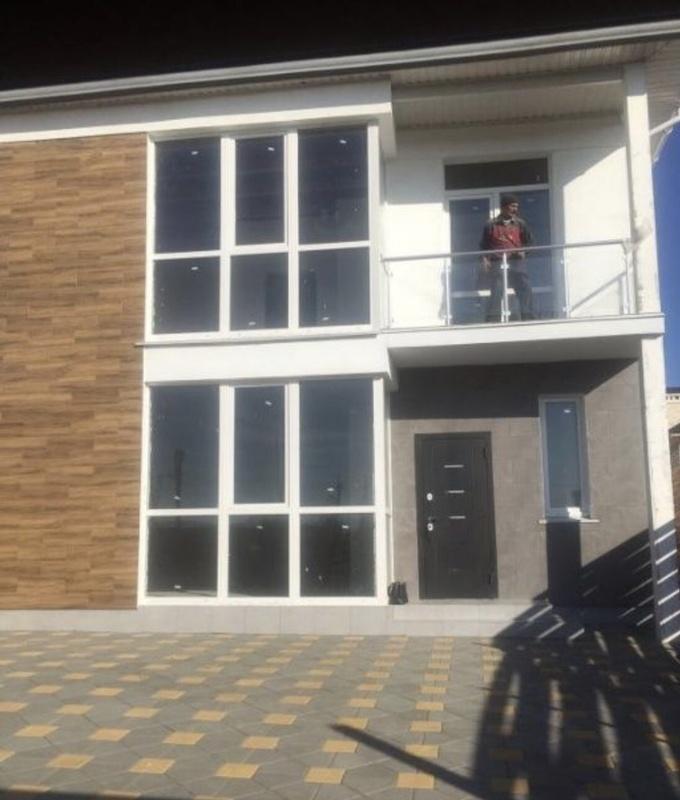 Дом в Совиньоне-3 (два одинаковых дома — дюплекс)