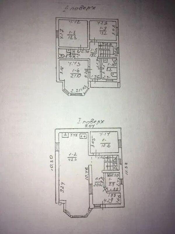 Двухэтажный дом в районе Толбухина