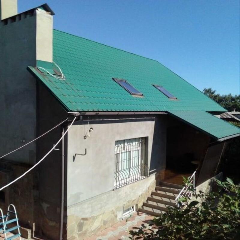 3-этажный дом в Чубаевке