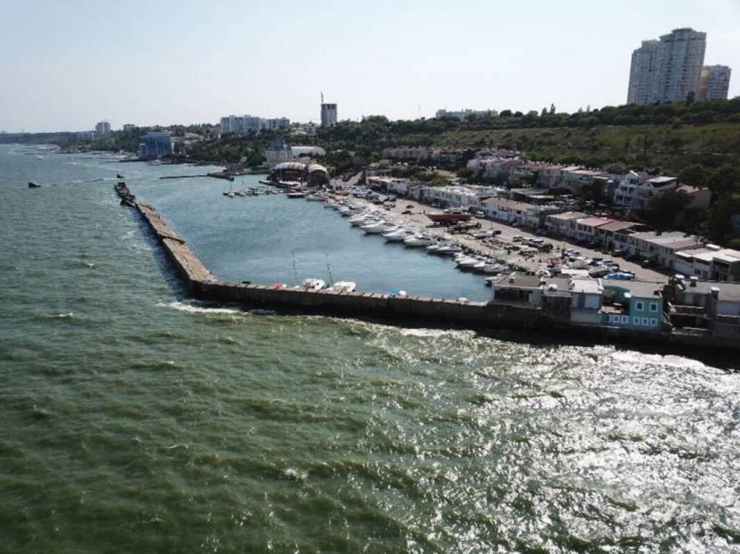 Эллинг у моря по улице Новобереговая/8 Ст