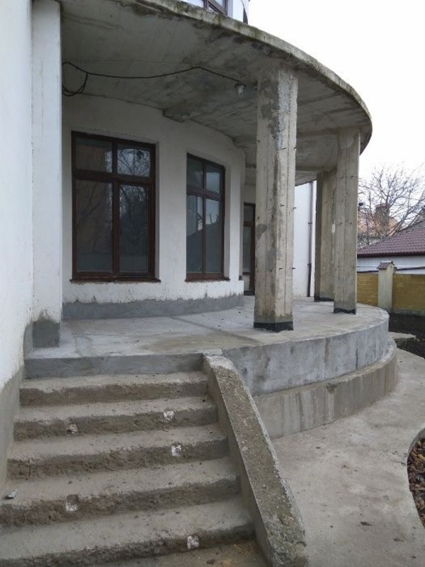 Дом на улице Окружной