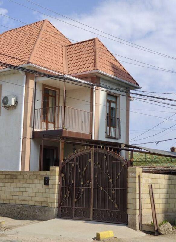 Дом на Александра Невского.
