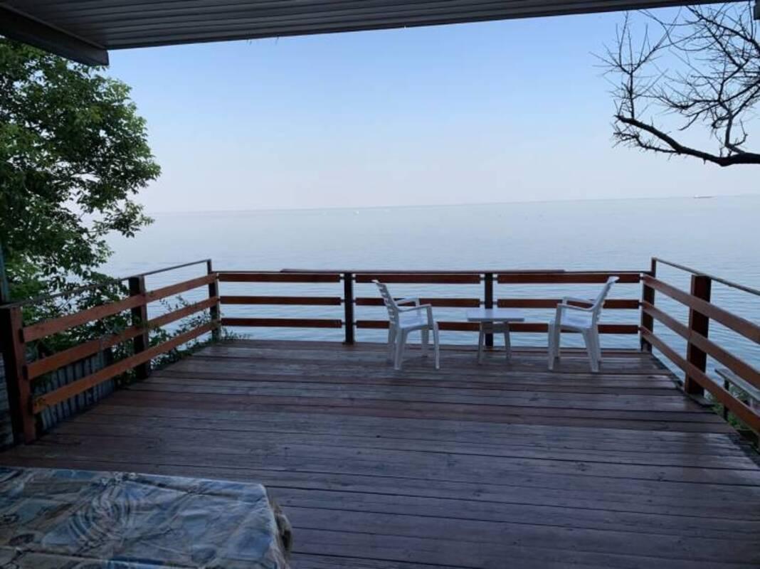 Дачный кооператив Отрада, дом с видом на море