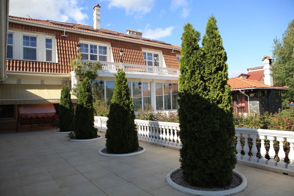 Представительская резиденция в Совиньоне.