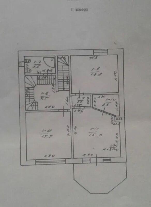 Дом на 16 станции Большого Фонтана