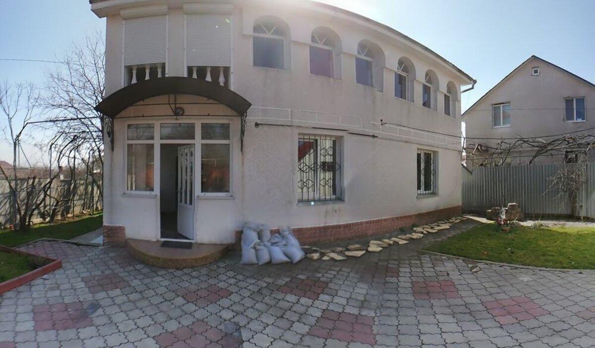 Дом в Черноморке.