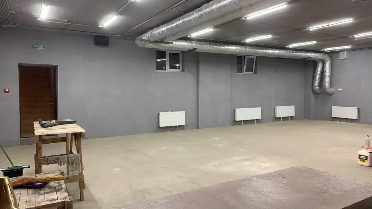 Помещение под спорт зал в ЖК Одиссей