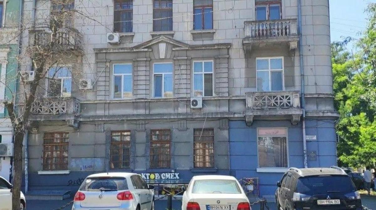 Коммерческое помещение в центре на Греческой
