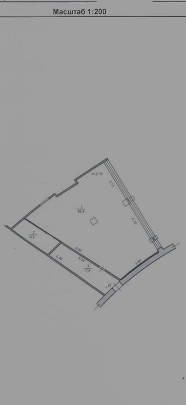 Коммерческое помещение в апарт-комплексе Маристелла, 10 ст. Фонтана
