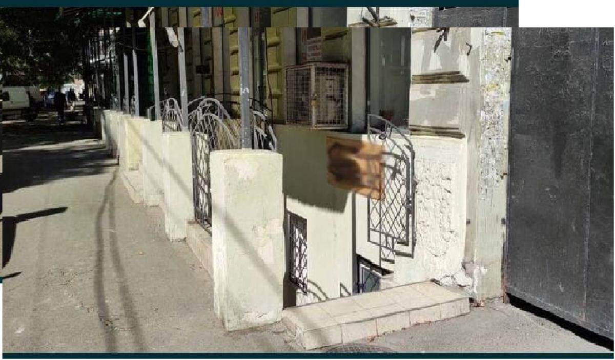 Фасадное помещение в центре (Успенская/Александровский)