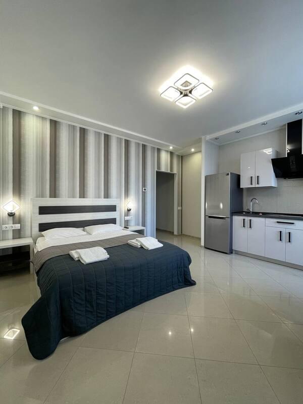 Апарт отель на 15 этаже у моря